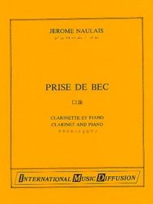 NAULAIS J. PRISE DE BEC CLARINETTE