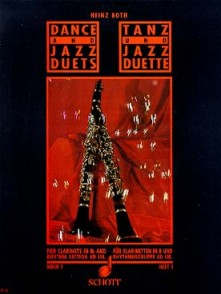 BOTH H. DANCE AND JAZZ DUETS VOL 1 CLARINETTES