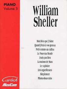 SHELLER W. PIANO VOL 3