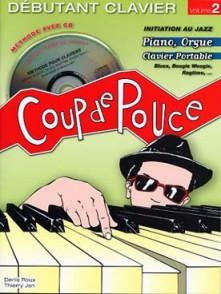 ROUX D./JAN T. COUP DE POUCE VOL 2 PIANO