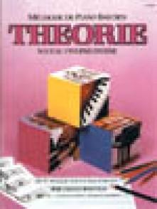 BASTIEN J. METHODE DE PIANO: THEORIE NIVEAU PREPARATOIRE