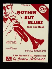 AEBERSOLD VOL 002 NOTHIN BUT BLUES ALL INSTRUMENTALISTS