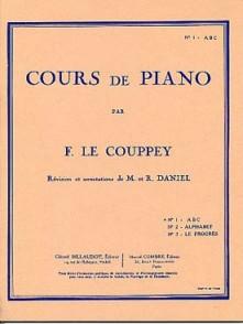 LE COUPPEY COURS DE PIANO ABC