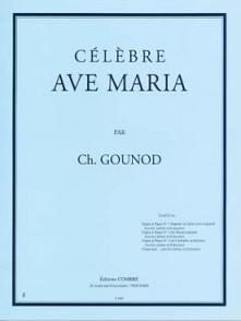 GOUNOD C. AVE MARIA VOIX MEZZO