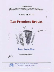 BRATTI C. LES PREMIERS BRAVOS ACCORDEON
