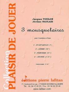 TOULON J./NAULAIS J. 3 MOUSQUETAIRES TROMBONE