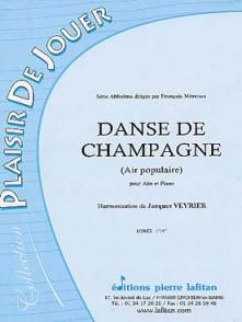 VEYRIER J. DANSE DE CHAMPAGNE ALTO