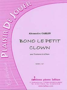 CARLIN A. BONO LE PETIT CLOWN TROMBONE UT