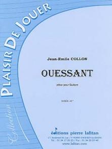 COLLON J.E. OUESSANT GUITARE