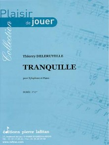 DELERUYELLE T. TRANQUILLE XYLOPHONE