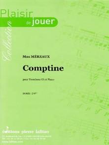 MEREAUX M. COMPTINE TROMBONE UT