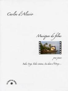 ALESSIO (D') C. MUSIQUES DE FILMS PIANO