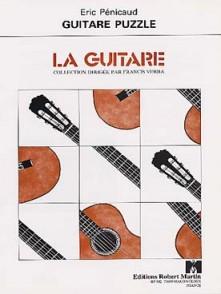 PENICAUD E. GUITARE PUZZLE