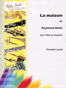 GUIOT R. LA MAISON FLUTE