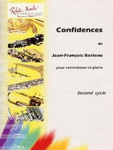 BASTEAU J.F. CONFIDENCES CONTREBASSE