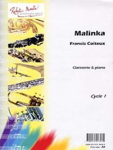 COITEUX F. MALINKA CLARINETTE
