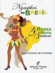 DE CHAMISSO O.M. NYMPHES DU BRESIL GUITARE