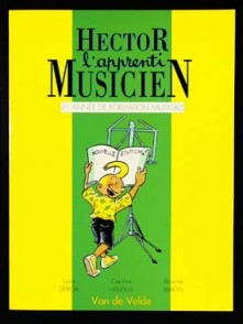 DEBEDA S./MARTIN F. HECTOR L'APPRENTI MUSICIEN VOL 1