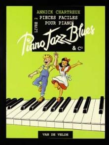 CHARTREUX A. PIANO JAZZ BLUES VOL 2