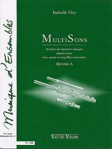 ORY I. MULTISONS VOL A FLUTES