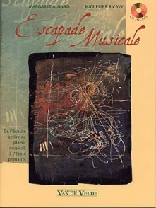 ALONSO M./RICAVY M. ESCAPADE MUSICALE