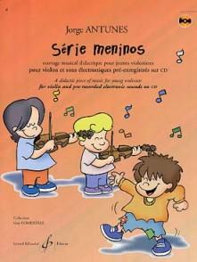 ANTUNES J. SERIE MENINOS VIOLON