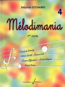 ETHCARRY S. MELODIMANIA VOL 4