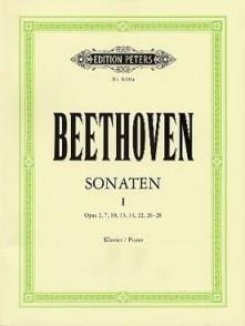 BEETHOVEN L.V. SONATES VOL 1 PIANO