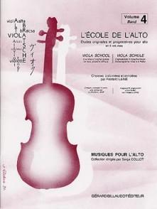 LAINE F. ECOLE DE L'ALTO VOL 4