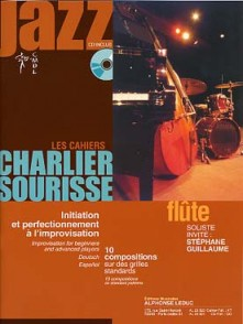 CHARLIER A./SOURISSE  B. INITIATION FLUTE JAZZ