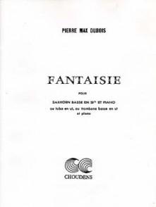 DUBOIS P.M. FANTAISIE SAXHORN BASSE