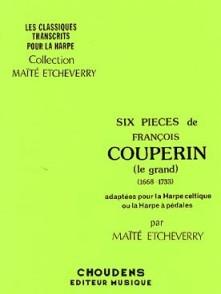 COUPERIN F. PIECES HARPE