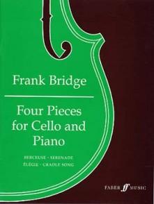 BRIDGE F. FOUR PIECES VIOLONCELLE