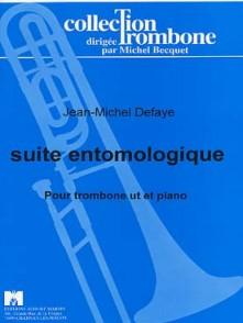 DEFAYE J.M. SUITE ENTOMOLOGIQUE TROMBONE