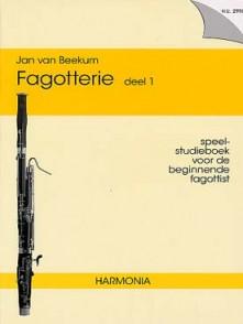 VAN BEEKUM J. FAGOTTERIE VOL 1 BASSON