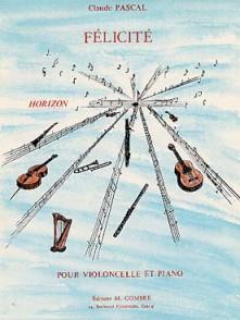 PASCAL C. FELICITE VIOLONCELLE