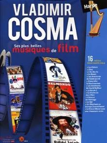 COSMA V. MUSIQUES DE FILM HARPE