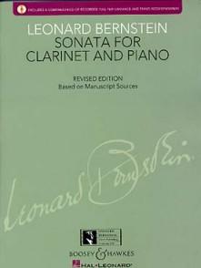BERNSTEIN L. SONATA CLARINETTE