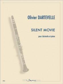 DARTEVELLE O. SILENT MOVIE CLARINETTE