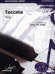 DE HAES T. TOCCATA PIANO