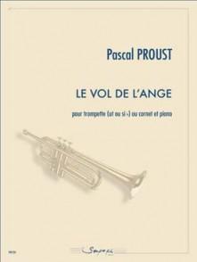 PROUST P. LE VOL DE L'ANGE TROMPETTE