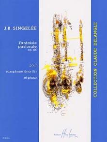 SINGELE J.B. FANTAISIE PASTORALE OP 56 SAXO SIB