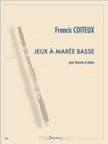 COITEUX F. JEUX A MAREE BASSE BASSON