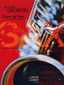 GEORGEL C. LIGNE DE FUITE SAXO SOLO