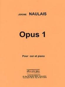 NAULAIS J. OPUS 1 COR