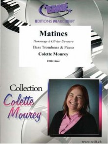 MOUREY C. MATINES TROMBONE BASSE