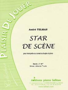 TELMAN A. STAR DE SCENE TROMPETTE OU CORNET