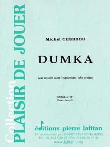 CHEBROU M. DUMKA TUBA OU SAXHORN OU EUPHONIUM