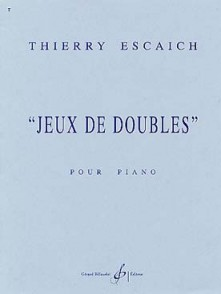 ESCAICH T. JEU DE DOUBLES PIANO