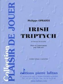 OPRANDI P. IRISH TRIPTYCH TUBA SOLO